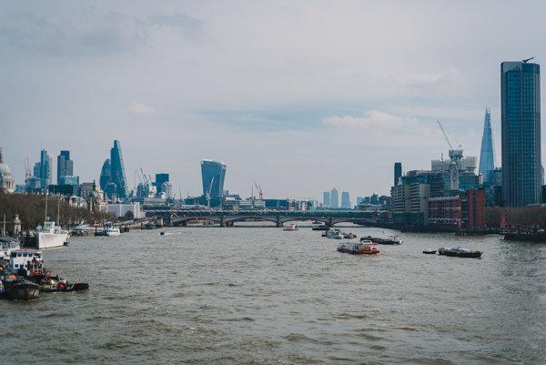 The River Thames II