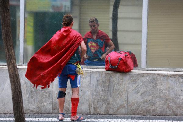 Reflexo Superman