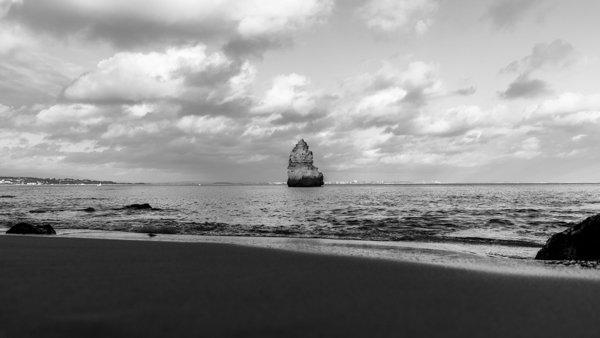 Ilha de pedra