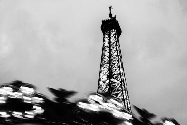 A torre e o carrossel