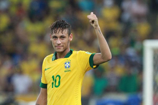 Comemoração Neymar III