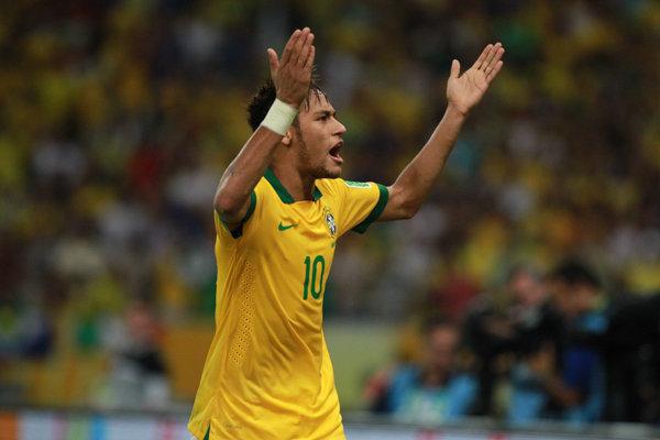 Comemoração Neymar II