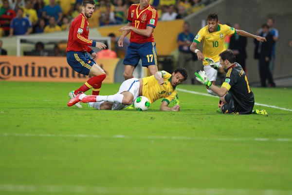 Fred x defesa espanhola