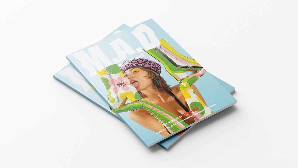 ISSUE 01 - SOLD OUT