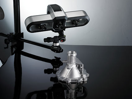 3D scanner, 삼차원 측정, Precise 3D scan, industrial 3D scanner, 산업용 3D 스캔, Rexcan 4, 제이엔텍 (J&Tek)
