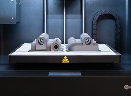 마크포지드 금속 3D 프린터 'METAL X'  시스템 공정 과정