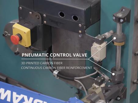 마크포지드 3D 프린터 고객사례_캐나다 Lean Machine