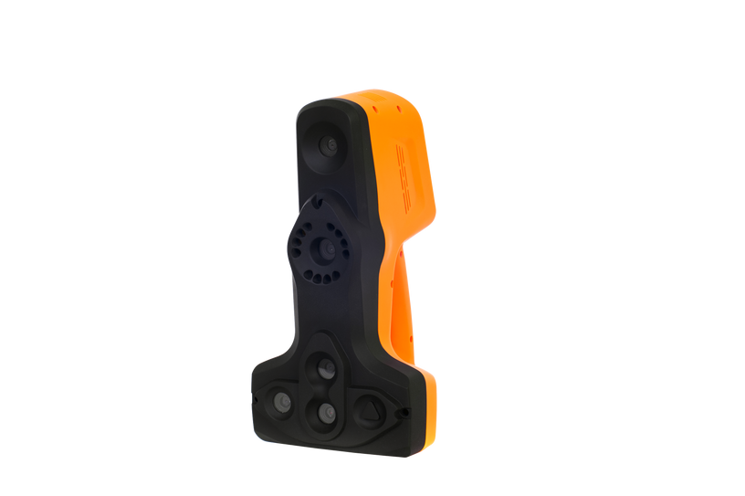 the first wireless handheld 3d scanner, full body 3d scan, human scan, human scanning, body scan, body scanning