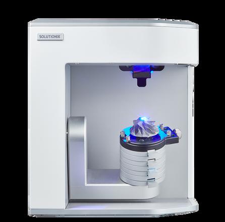 제이엔텍 (J&Tek) Rexcan DS3 3D scanner for Jewelry & small object