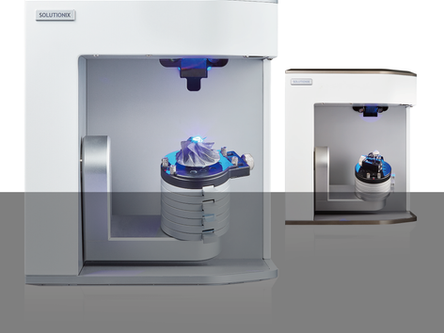 Solutionix D Series 3D스캐너 카탈로그