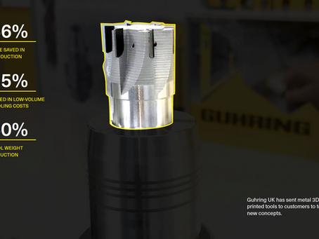 마크포지드 3D 프린터 고객사례_Guhring UK