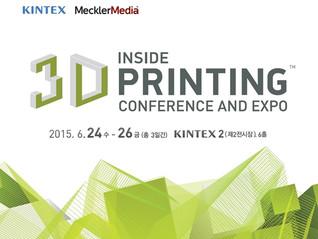INSIDE 3D PRINTING KOREA 2016