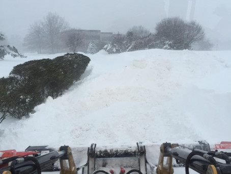 Commercial Snow Removal in Bluebell, PA