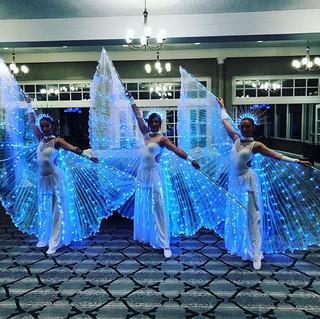 Light Up Dancers
