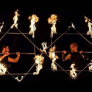 Fire Stars