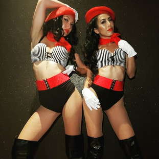 Sexy French Mimes