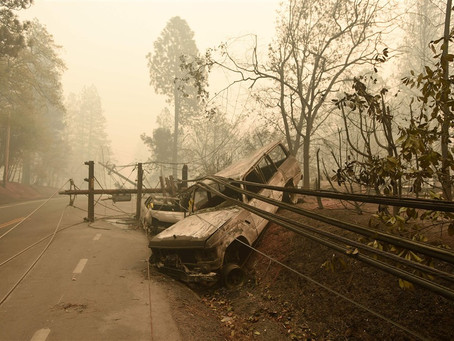 PG&E Agrees to Underground Entire Distribution System in Paradise, CA
