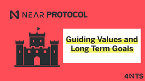 NEAR Protocol: Guiding Values and Long Term Goals