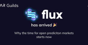 Flux Has Arrived: Why The Time For Open Prediction Markets Starts Now