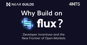 Why Build on Flux? Developer Incentives and the New Frontier of Open-Markets
