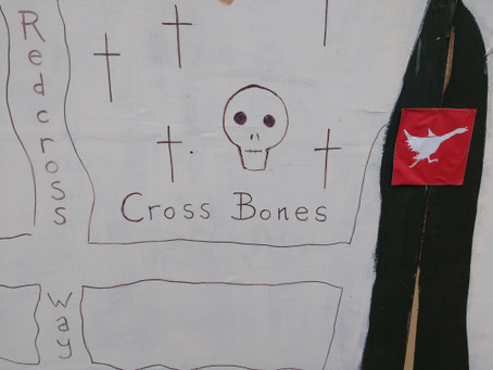 Crossbones Garden of Remembrance for the 'Outcast Dead'