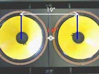 Prinsip penempatan speaker line array di dalam box nya (1)