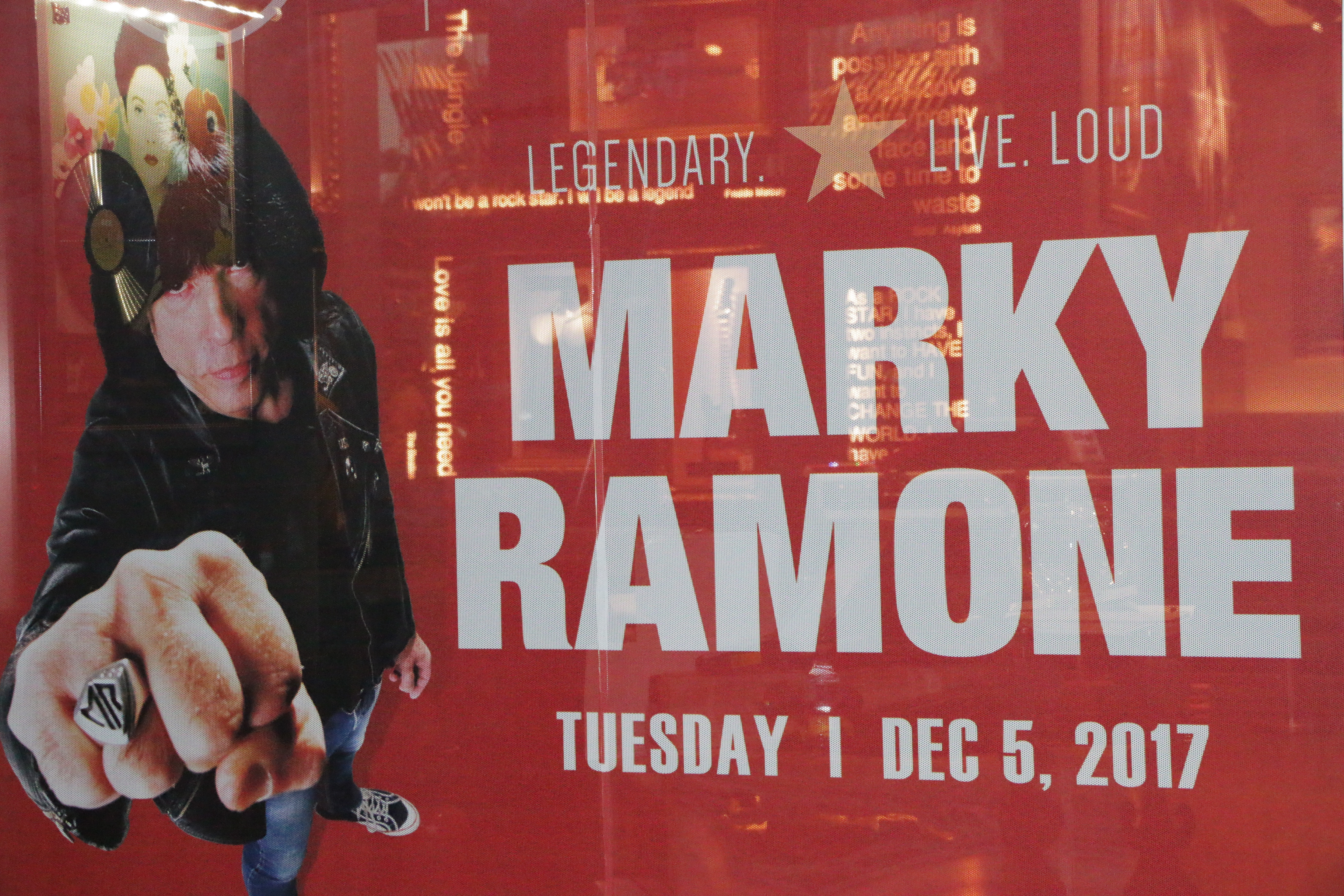 MARKY RAMONES