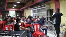 Klinik Audio Se-hari at Manado