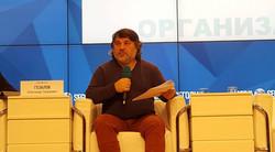 презентация проекта в РИА Новости