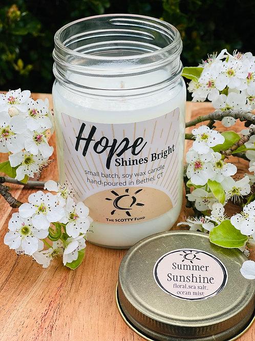 Summer Sunshine Candle