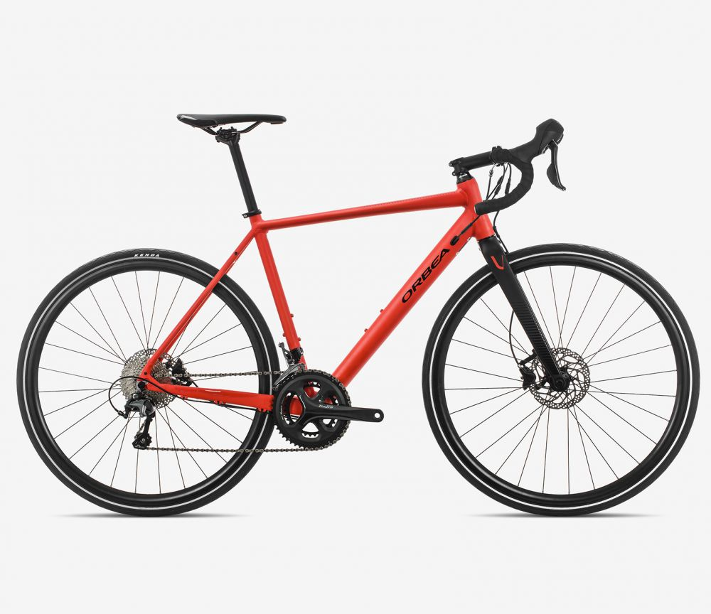 Orbea Vector Red