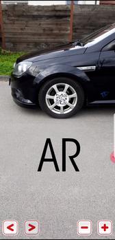 AR Rim-Viewer