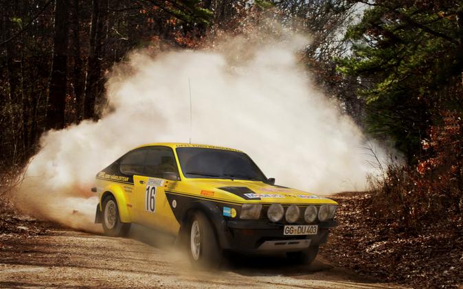 Rallye Kadett