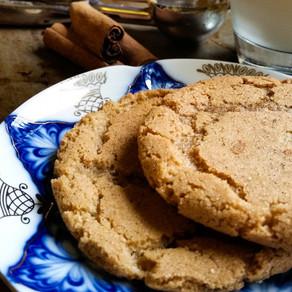 Cinnamon-Sugar Cookies