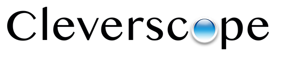 Cleverscope logo - Black text.png
