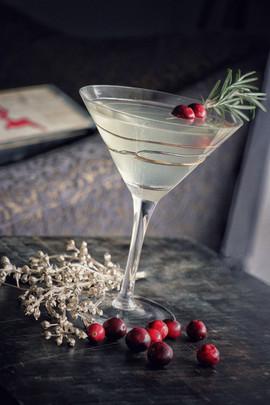 Misletoe Martini