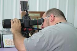 Tim Shooting in Fremont