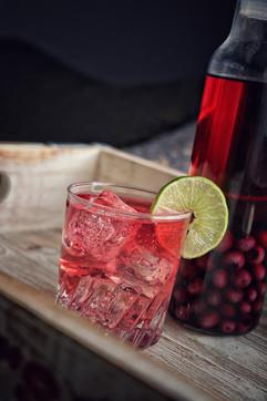 Vodka Blueberry Lemonade