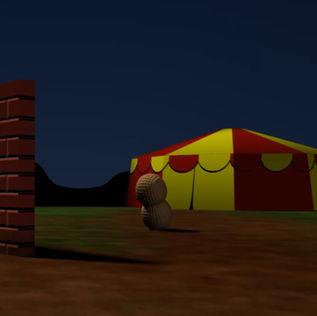 Peanut Visits the Circus