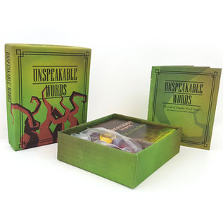 Unspeakable Words Game Box