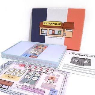 Supermarche Game Box