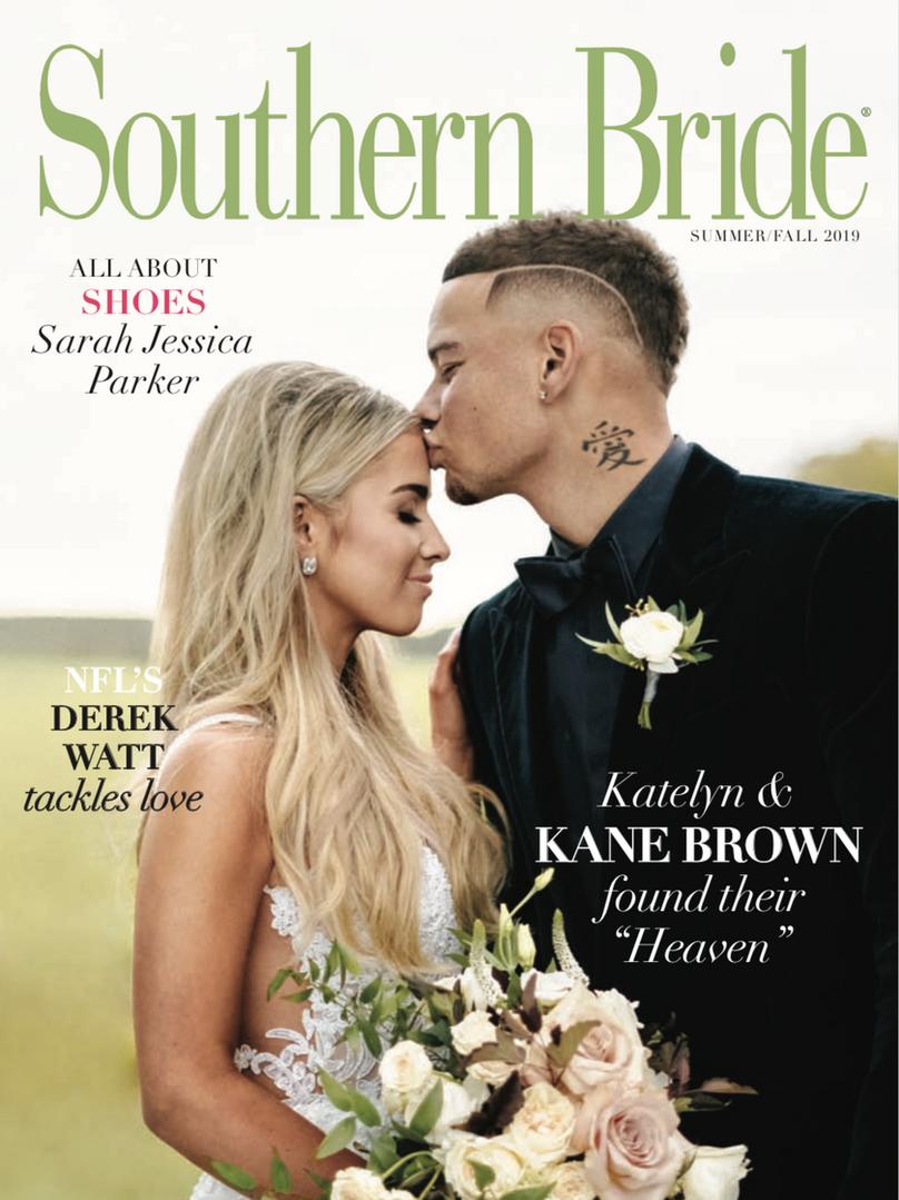 Southern Bride Summer/Fall 2019