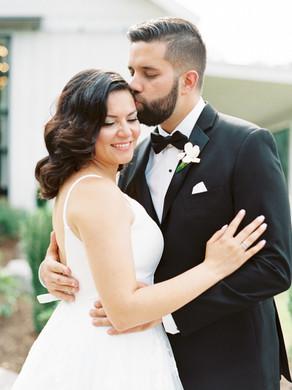 Meadows at Mossy Creek Wedding | Dahlonega FEATURED on Hey Wedding Lady