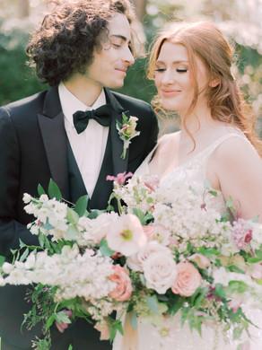 Swan House Wedding | Atlanta History Center FEATURED on Glam & Grace