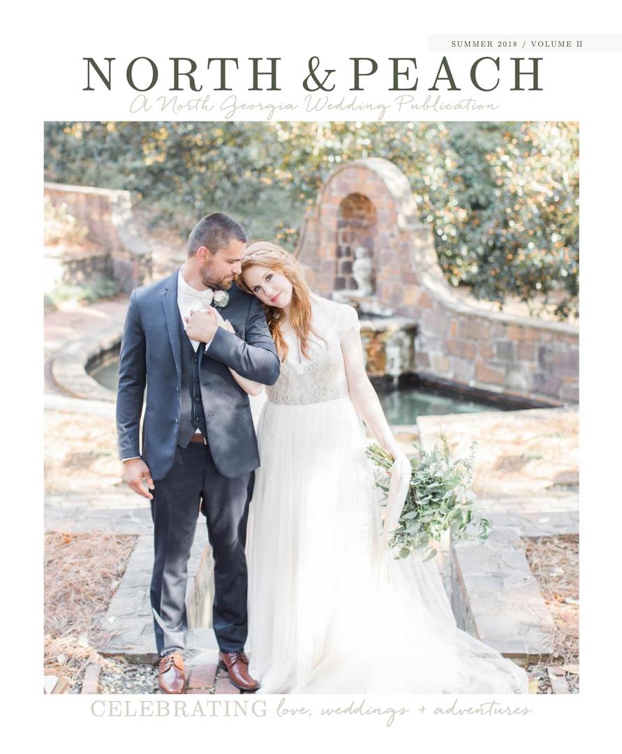 North & Peach Summer 2018