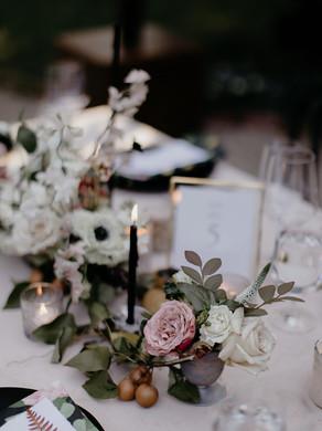 Intimate Backyard Wedding | Atlanta, GA