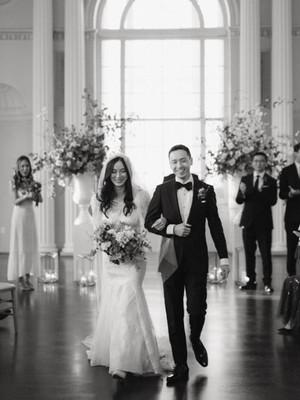 Biltmore Ballrooms Wedding | Atlanta, Ga FEATURED on Inside Weddings