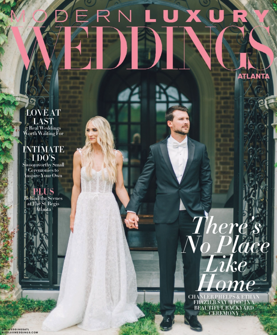 Modern Luxury Weddings Atlanta Spring 2021