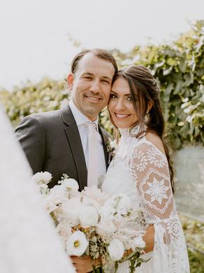 Montaluce Winery Wedding | Dahlonega, GA