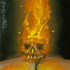 Invigorated Flame